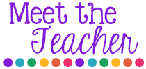 Image result for meet the teacher banner