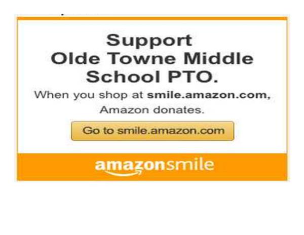 You Shop! Amazon Gives! Use the link below when you shop on Amazon.  They will donate a small portion to the school.