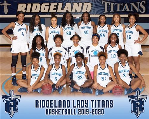 Lady Titans Basketball