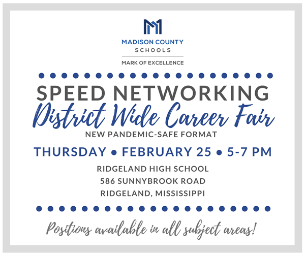 District Wide Career Fair