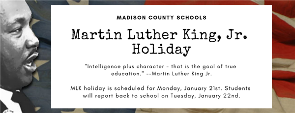 MLK Holiday