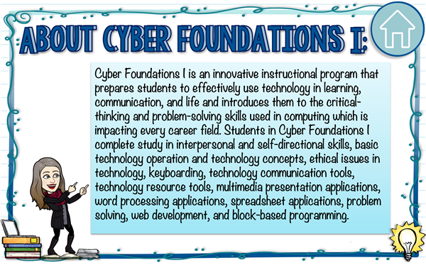 About Cyber Founfations
