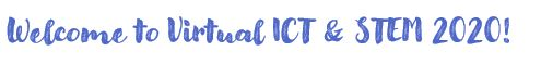 Welcome to  Virtual ICT & STEM