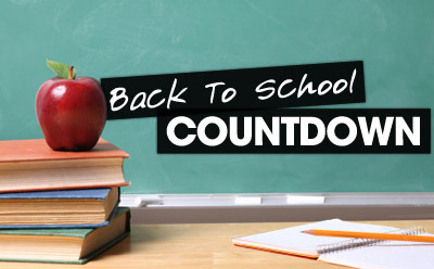 Daily Back-to-School Activities
