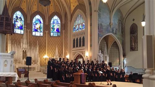 Concert Choir San Antonio