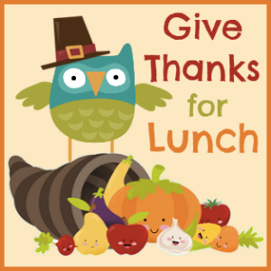 Join us for Thanksgiving Lunch