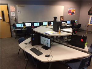 Computer - Kirksey, Jatoria / Welcome to the Lower Computer Lab!
