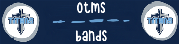 OTMS Band Page