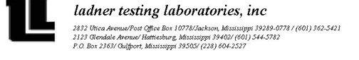 Ladner Testing Laboratories logo