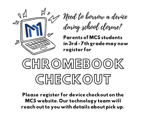 Chromebook Checkout