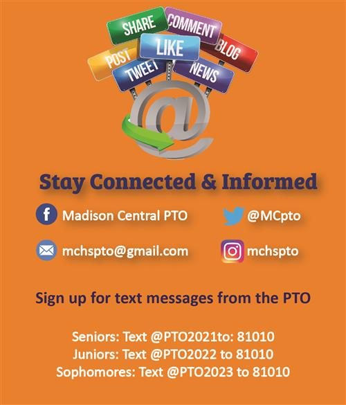 Follow the MCHS PTO
