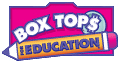 Box Tops in Education Logo
