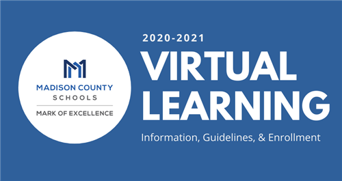 Virtual Learning Button