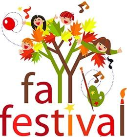 Fall Festival ~ October 19th 5:00-7:00 pm