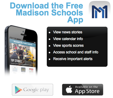 "Stay Connected with ""Madison County"" App"