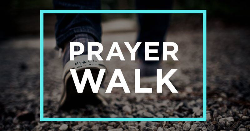 MSE Prayer Walk