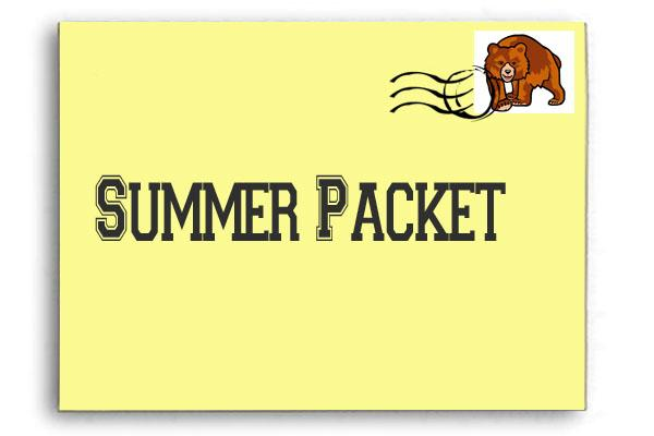 <br>Summer Packets