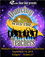 Click to view Dancing with the Teachers Flyer