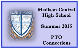 Click Here for the MCHS PTO Summer 2015 Newsletter
