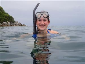 snorkeling pic