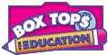 Box Tops in Education Logo